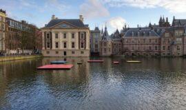 写真1 オランダのビネンホフ